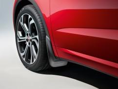 Оригинал Брызговики оригинальные Jaguar E-Pace 2017-, передние кт 2шт
