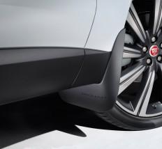 Оригинал Брызговики оригинальные Jaguar F-Pace 2016-, передние кт 2шт