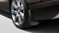 Оригинал Брызговики оригинальные Land Rover Range Rover Velar 2016-, задние кт 2шт