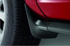 Оригинал Брызговики оригинальные Mazda CX-7 2006-2012, передние 2шт