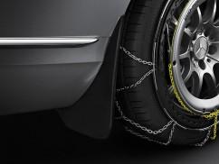 Оригинал Брызговики оригинальные Mercedes-Benz C-klasse (W205) (2015-), задние 2шт