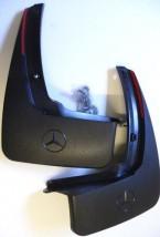 Оригинал Брызговики оригинальные Mercedes-Benz GL 164 (07-12) / оригинальные задние,   2 шт