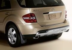 Оригинал Брызговики оригинальные Mercedes-Benz ML 164 (05-12) задние,   2 шт