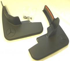 Оригинал Брызговики оригинальные Mercedes-Benz ML 164 (05-12) (без порогов) / передние,   2 шт