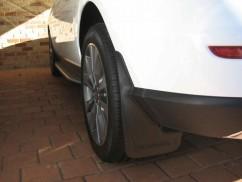 Оригинал Брызговики оригинальные Mercedes-Benz ML 166 (11-15) задние,   2 шт