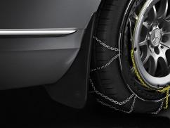 Оригинал Брызговики оригинальные Mercedes-Benz Vito V447 (14-) / задние,   2 шт