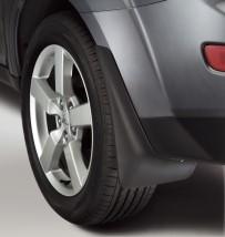 Оригинал Брызговики оригинальные Mitsubishi Outlander XL (07-12) задние,   2 шт