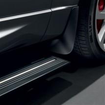 Оригинал Брызговики оригинальные Range Rover Sport 2013-, передние с электр подножками,   2 шт
