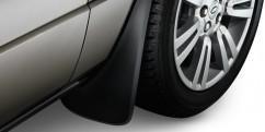 Оригинал Брызговики оригинальные Range Rover Vogue (02-12) без подножек, передние   2 шт
