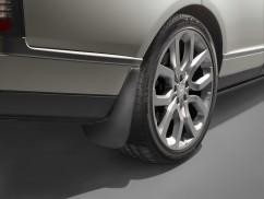 Оригинал Брызговики оригинальные Range Rover Vogue 2013- задние,   2шт