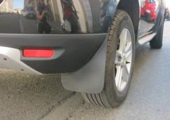 Оригинал Брызговики оригинальные Renault Duster (10-) / задние,   2 шт