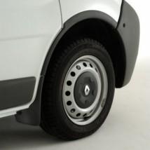 Оригинал Брызговики оригинальные Renault Trafic/ Opel Vivaro (01-14) передние 2шт
