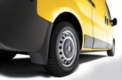 Брызговики оригинальные Renault Trafic/Opel Vivaro (01-14) задние 2шт