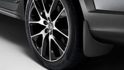Оригинал Брызговики оригинальные Volvo V90 Cross Country 2017- задние,   2 шт