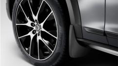 Оригинал Брызговики оригинальные Volvo V90 Cross Country 2017- передние,   2 шт