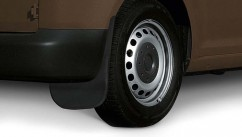 Оригинал Брызговики оригинальные Volkswagen Caddy IV 2015-, задние 2шт