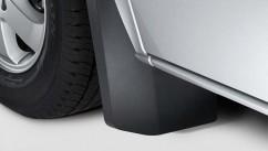Оригинал Брызговики оригинальные Volkswagen Crafter,Mercedes Sprinter W906, задние 2шт