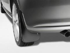 Оригинал Брызговики оригинальные Volkswagen Polo HB 2009-2015 задние