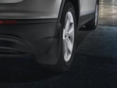 Оригинал Брызговики оригинальные Volkswagen Tiguan 2016-, задние 2шт