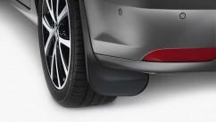 Оригинал Брызговики оригинальные Volkswagen Touran 2010- задние,   2 шт
