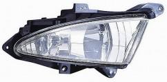 DEPO Противотуманная фара для Hyundai Elantra 2006-2011 правая