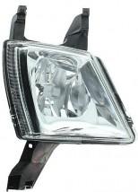 DEPO Противотуманная фара для Peugeot 407 2004-2010 правая