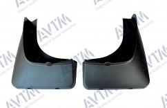 AVTM Брызговики  BMW X5 (Е70) 2007-2013 (задние комплект  2шт)