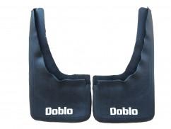 AVTM Брызговики  Fiat Doblo 01- (задние -2шт)
