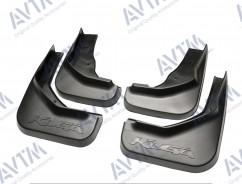 AVTM Брызговики  Ford Kuga 2013-2016 (полный комплект  4-шт)