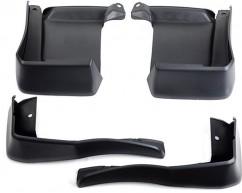 AVTM Брызговики  Honda Accord sd 2015- после рестайл (полный комплект -4шт)