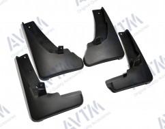 AVTM Брызговики  Nissan X-Trail 2007-2012 (полный комплект  4-шт)
