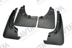 AVTM Брызговики  Toyota RAV4 2006-2012 (с расшир колес арок) комплект  4-шт
