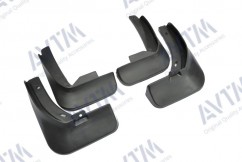 AVTM Брызговики  Volkswagen Jetta 2011-2015 (полный комплект  4-шт)