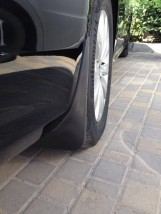 Брызговики  Volkswagen Passat B7 USA 2011-2015 (полный комплект  4-шт)