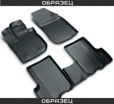 Lada Locker Коврики в салон полиуритановые Audi A4 V (B9) sd (15-)