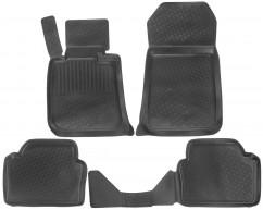 Lada Locker Коврики в салон полиуритановые BMW 3 серия sd (05-) серые