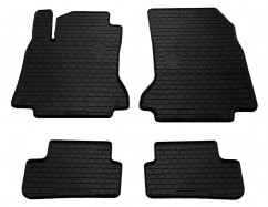 Stingray Коврики в салон резиновые Mercedes W176 A 12-/ X156 GLA 14-/ C117 CLA 13- (design 2016) (4 шт)