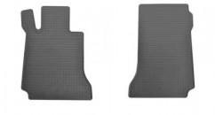 Stingray Коврики в салон резиновые Mercedes W204 C 07-14/Mercedes X204 GLK 09- (2 шт)