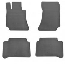 Stingray Коврики в салон резиновые Mercedes W212 E 09-/Mercedes C218 CLS 11- (4 шт)