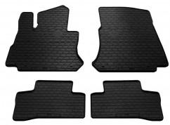 Stingray Коврики в салон резиновые Mercedes X253 GLC 15- (design 2017) (4 шт)