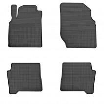 Stingray Коврики в салон резиновые Nissan Almera N16 00-/classic 06- (4 шт)