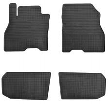 Stingray Коврики в салон резиновые Nissan Leaf 2012- (4 шт)