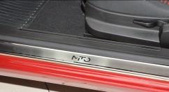 NataNiko Накладки на пороги Alfa Romeo MITO