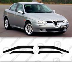 Ветровики Alfa Romeo 156 Sd (932) 1997-2005