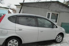 Ветровики Chevrolet Rezzo 2005-2009/Daewoo Tacuma 2000-2004
