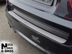 NataNiko Накладка на бампер BMW  X3 II (F25)