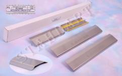 NataNiko Накладки на пороги Mitsubishi LANCER X