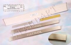 NataNiko Накладки на пороги Nissan PATROL V