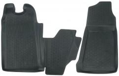 Lada Locker Коврики в салон полиуритановые Ford Tranzit (06-) передние (пара)
