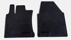 Stingray Коврики в салон резиновые Nissan Qashqai 07-/10-/Qashqai +2 07-/10- (2 шт)